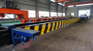 Extendable Low Bed Trailer